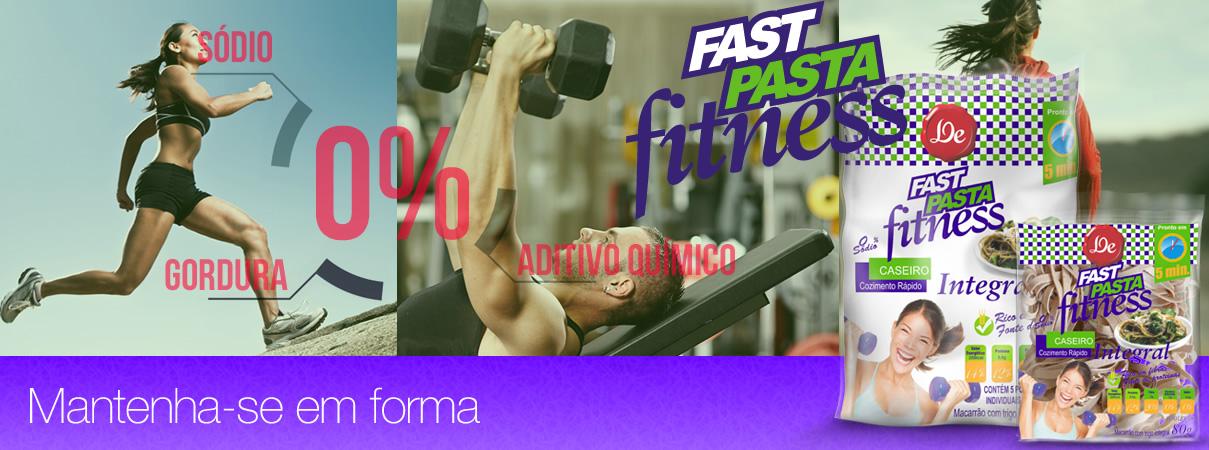 Primeiro Macarrão Fitness